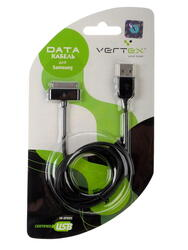 Кабель Vertex USB A - S30-pin черный