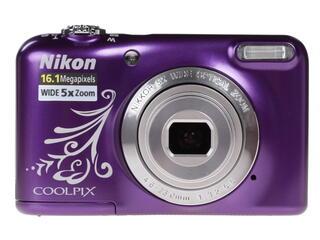 Компактная камера Nikon Coolpix L31 фиолетовый