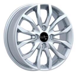 Автомобильный диск Литой LegeArtis GM60 6,5x16 4/114,3 ET 49 DIA 56,6 Sil
