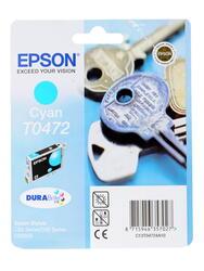 Картридж струйный Epson T0472 (C13T04724A10)