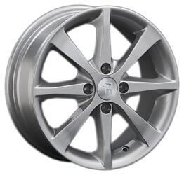 Автомобильный диск литой Replay HND123 6x15 4/100 ET 48 DIA 54,1 Sil