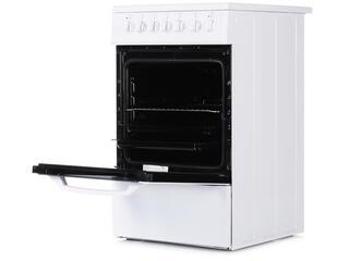 Электрическая плита BEKO CSE 57101 GW белый