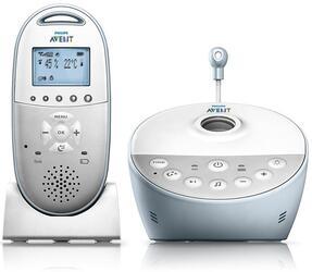 Радионяня Philips Avent SCD580/00 белый