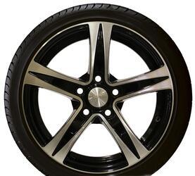 Автомобильный диск литой Скад Sakura 7,5x17 5/100 ET 45 DIA 60,1 Алмаз