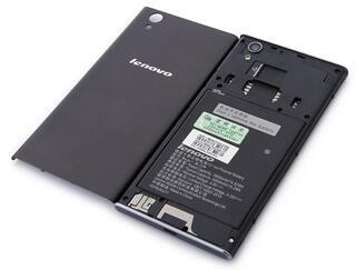 """5"""" Смартфон Lenovo P70 16 ГБ синий"""