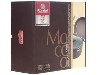 Кастрюля Rondell Mocco 280 коричневый