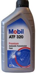 Трансмиссионное масло MOBIL ATF 320 Gm Dexron III 146476