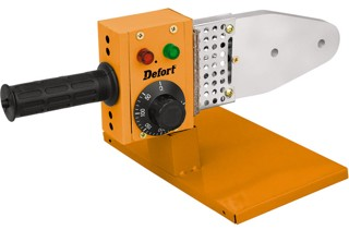 Аппарат для сварки пластиковых труб DWP-1000