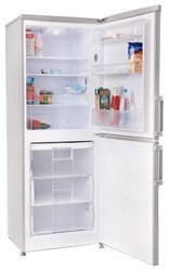 Холодильник с морозильником Hansa FK327.6DFZ белый