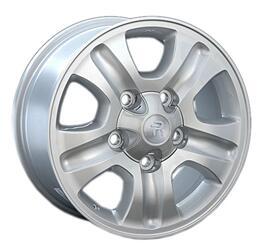 Автомобильный диск Литой Replay LX29 8x17 5/150 ET 60 DIA 110,1 Sil