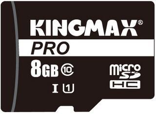 Память KingMax (microSDHC) 8GB UHS-I U1 Pro