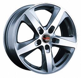Автомобильный диск Литой LegeArtis OPL22 6,5x16 5/105 ET 39 DIA 56,6 GMF