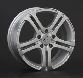 Автомобильный диск литой Replay RN80 6,5x16 5/114,3 ET 50 DIA 66,1 Sil