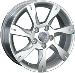 Автомобильный диск литой Replay SZ12 6,5x16 5/114,3 ET 50 DIA 60,1 Sil