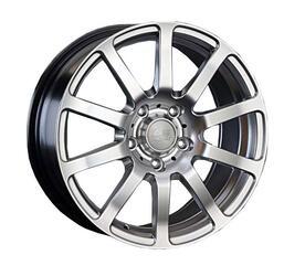 Автомобильный диск Литой LS TS438 7x16 5/108 ET 42 DIA 73,1 GMF