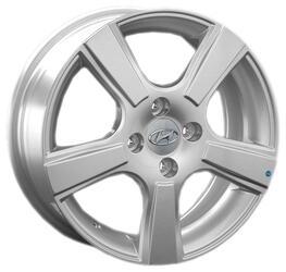 Автомобильный диск литой Replay HND75 6x15 4/100 ET 48 DIA 54,1 Sil