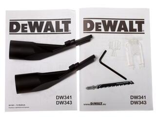 Электрический лобзик DeWALT DW343K