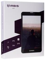 """7"""" Планшет Irbis TX76 8 Гб 3G, LTE черный"""