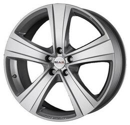 Автомобильный диск литой MAK Fuoco 5 8x19 5/114,3 ET 30 DIA 60,1 Hyper Silver