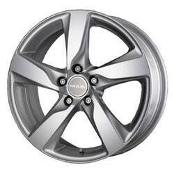 Автомобильный диск Литой MAK G-BURG W 7,5x17 5/108 ET 55 DIA 63,4 Silver