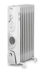 Масляный радиатор Korting KOH515FH-LG белый
