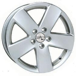 Автомобильный диск Литой LegeArtis VW18 7,5x17 5/112 ET 51 DIA 57,1 Sil
