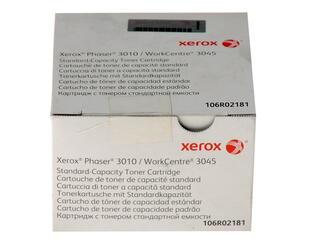 Картридж лазерный Xerox 106R02181
