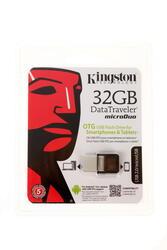 Память USB Flash Kingston DataTraveler microDuo DTDUO 32 Гб