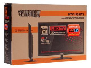 "19"" (48 см)  LED-телевизор Mystery MTV-1928LT2 черный"