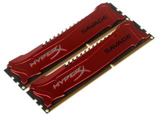 Оперативная память Kingston HyperX Savage [HX321C11SRK2/8] 8 ГБ