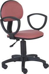 Кресло офисное Бюрократ Ch-213AXN розовый