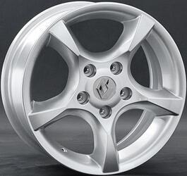 Автомобильный диск литой Replay RN48 6,5x15 5/112 ET 45 DIA 60,1 Sil