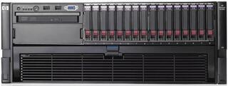 430809-421 Proliant DL580R04 X3.2 Dual Core SAS (2xXeon 7130M-8mb/4x1024mb(2MemCart)/no SFFHDD(8)/RAID(P400wBBWC)/2xGigNIC/DVD-CDRW, noFDD/2xHPRPS/iLo2Std)