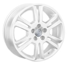 Автомобильный диск литой Replay V12 7x18 5/108 ET 49 DIA 67,1 White