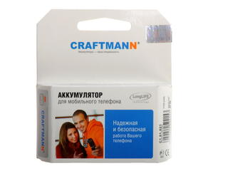 Аккумулятор CRAFTMANN BP-6M