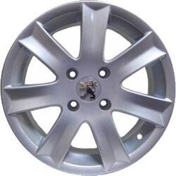 Автомобильный диск Литой Replay PG10 5,5x14 4/108 ET 24 DIA 65,1 Sil