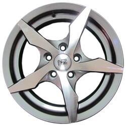 Автомобильный диск Литой NZ SH589 5,5x14 5/100 ET 35 DIA 57,1 GMF