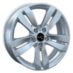 Автомобильный диск Литой LegeArtis RN74 7x17 5/114,3 ET 45 DIA 66,1 Sil