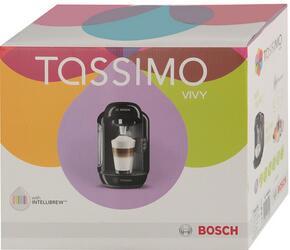 Кофемашина Bosch TAS 1201EE Tassimo черный