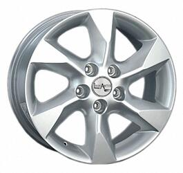 Автомобильный диск Литой LegeArtis NS101 7x17 5/114,3 ET 47 DIA 66,1 Sil