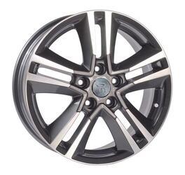 Автомобильный диск литой Replay H30 6,5x17 5/114,3 ET 50 DIA 64,1 GMF