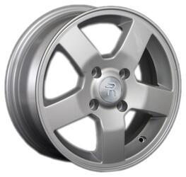 Автомобильный диск литой Replay CHR9 6x15 4/114,3 ET 46 DIA 56,6 Sil