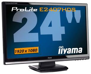 "Монитор IIYAMA 24"" E2407HDSD-B1"
