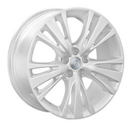 Автомобильный диск литой Replay LX16 7,5x19 5/114,3 ET 35 DIA 60,1 White