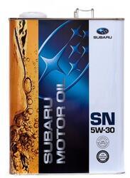 Моторное масло Subaru Motor Oil SN  5w30 K0215-Y0273