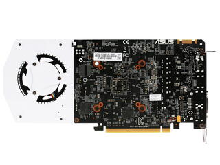 Видеокарта ASUS GeForce GTX 960 TURBO OC [TURBO-GTX960-OC-2GD5]