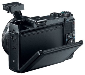 Компактная камера Canon PowerShot G1X mark II