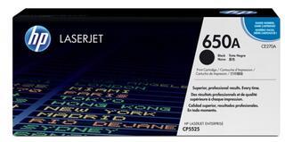 Картридж лазерный HP 650A (CE270A)