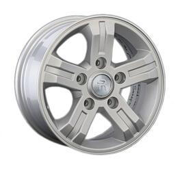 Автомобильный диск литой Replay KI6 7x16 5/139,7 ET 45 DIA 95,5 Sil