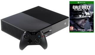 Игровая приставка Microsoft Xbox One + Call Of Duty: Ghosts